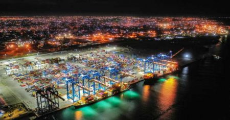 GHANA REPORTS CARGO TRAFFIC IN PORTS UNAFFECTED BY COVID-19 RESTRICTIONS