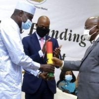 AfCFTA Secretariat commissioned in Accra as free trade is set to begin in January 2021