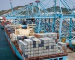 Tanger-Med, 1st in Africa, becomes 35th container port in the world