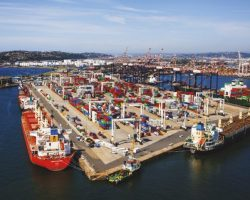 Ports and exports KwaZulu-Natal has an abundance of both