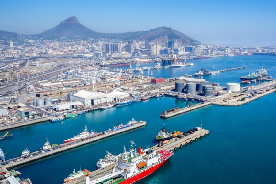 Ports authority to become an independent subsidiary of Transnet