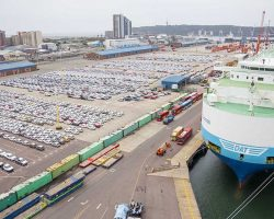 Durban Car Terminal sets new record in August