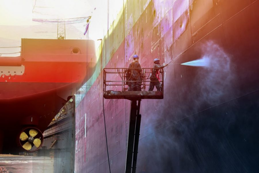 Potential growth for S African shipping sector