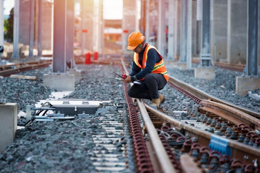 Rail Infrastructure – market overview and trade data